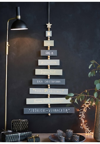 Dekobaum »Fröhliche Weihnachten« kaufen