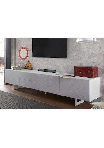 DIVENTA Lowboard »ITACA«, Breite 220 cm kaufen