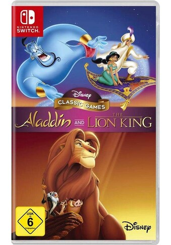 Aladdin and The Lion King Nintendo Switch kaufen