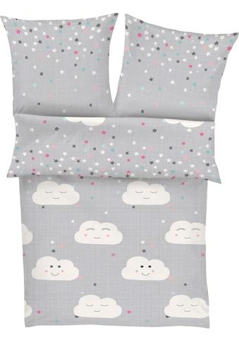Kinderbettwäsche »Clouds«, s.Oliver Junior kaufen