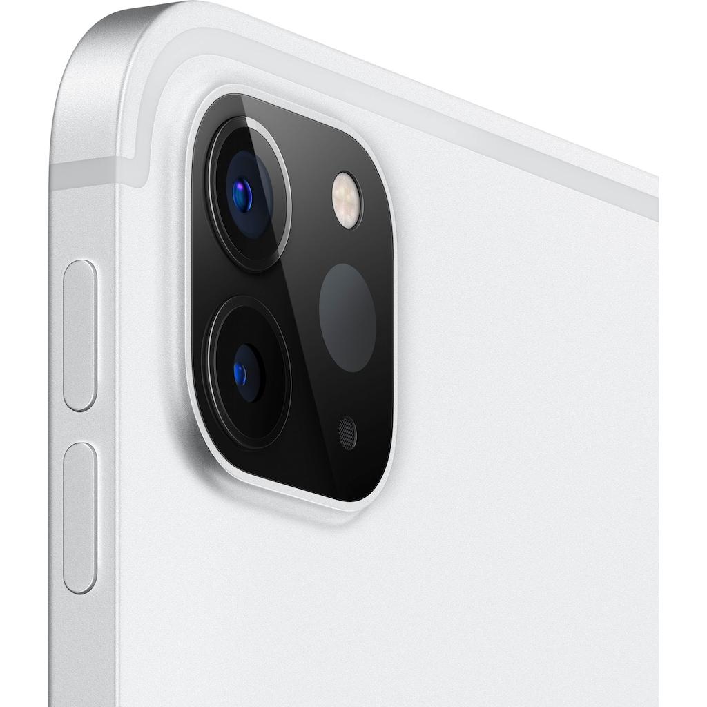 Apple Tablet »iPad Pro 12.9 (2020) - 128 GB WiFi«, Kompatibel mit Apple Pencil 2
