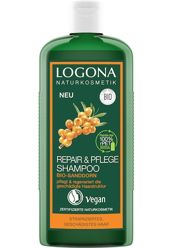 LOGONA Haarshampoo »Logona Repair&Pflege Shampoo Bio-Sanddorn« kaufen