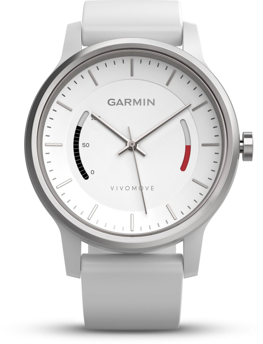 Garmin Sportuhr »vivomove« | Uhren > Sonstige Armbanduhren | Weiß | GARMIN