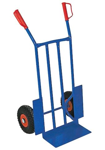 Sackkarre, BxTxH 570x500x1070 mm, Tragkraft 250 kg kaufen