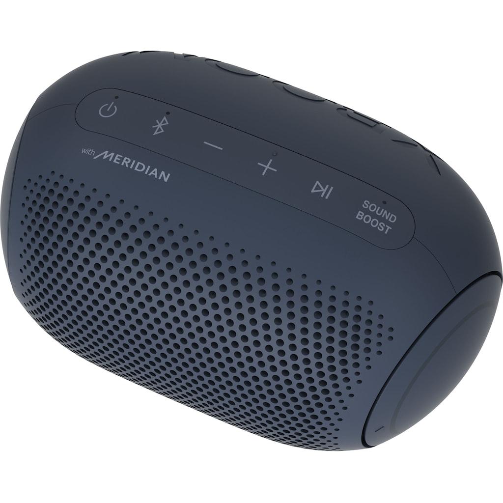 LG Bluetooth-Lautsprecher »XBOOM Go PL2«, Multipoint-Anbindung