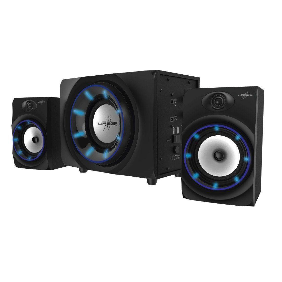 uRage 2.1 Bluetooth-Lautsprecher/Gaming-Soundsystem »uRage« »PC, 20W, SoundZ Essential, USB«