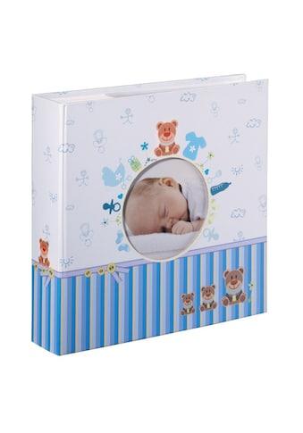"""Hama Babyalbum """"Tim"""", für 200 Fotos im Format 10x15 cm kaufen"""