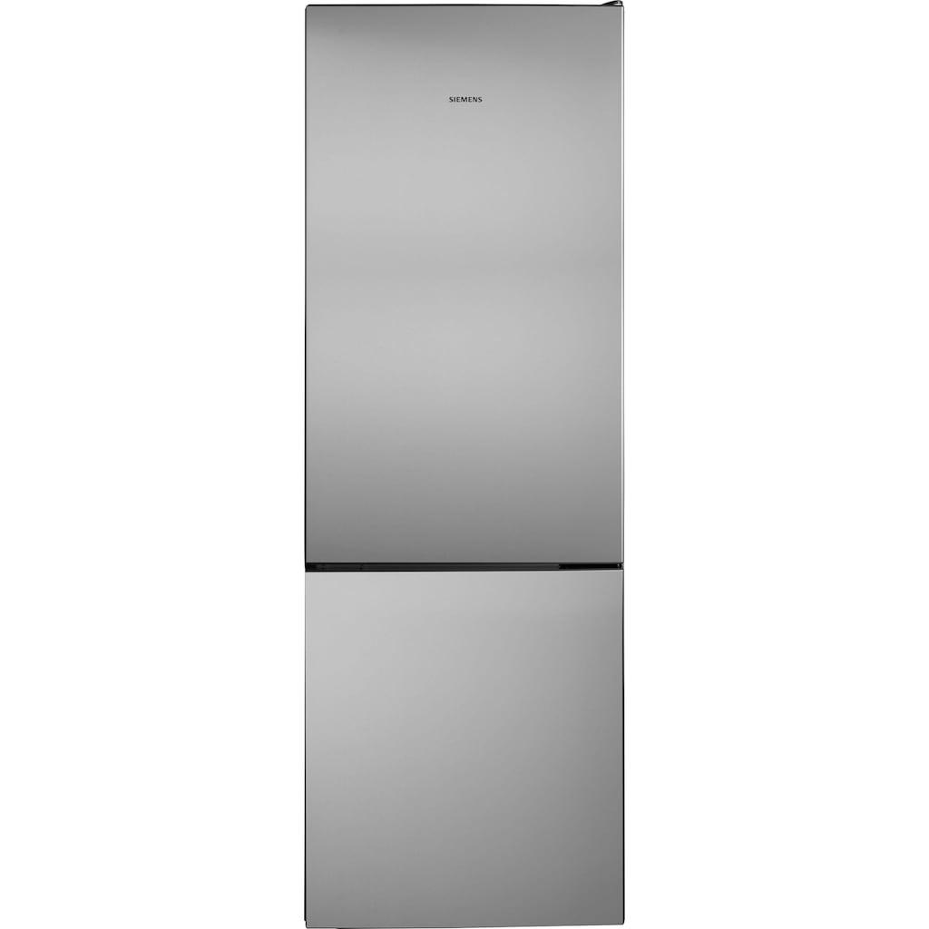 SIEMENS Kühl-/Gefrierkombination iQ300, 201 cm hoch, 70 cm breit