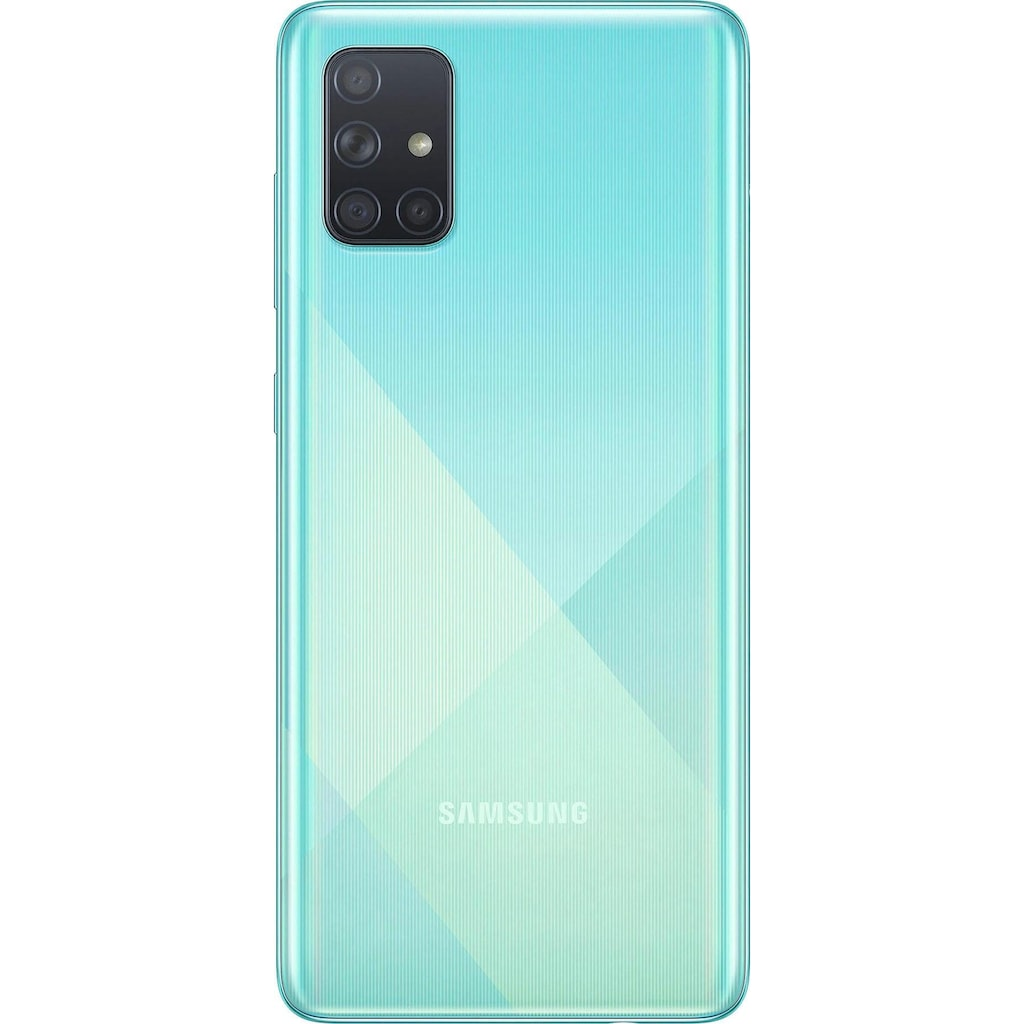 "Samsung Smartphone »Galaxy A71«, (16,95 cm/6,7 "", 128 GB Speicherplatz, 64 MP Kamera)"