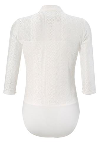 Country Line Shirtbody, Damen aus angenehmer, elastischer Spitze kaufen
