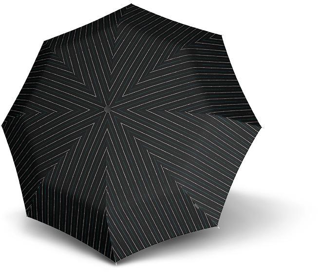 Knirps®, Taschenregenschirm ´´T.200 Medium Duomatic´´ | Accessoires > Regenschirme > Sonstige Regenschirme | Schwarz | KNIRPS