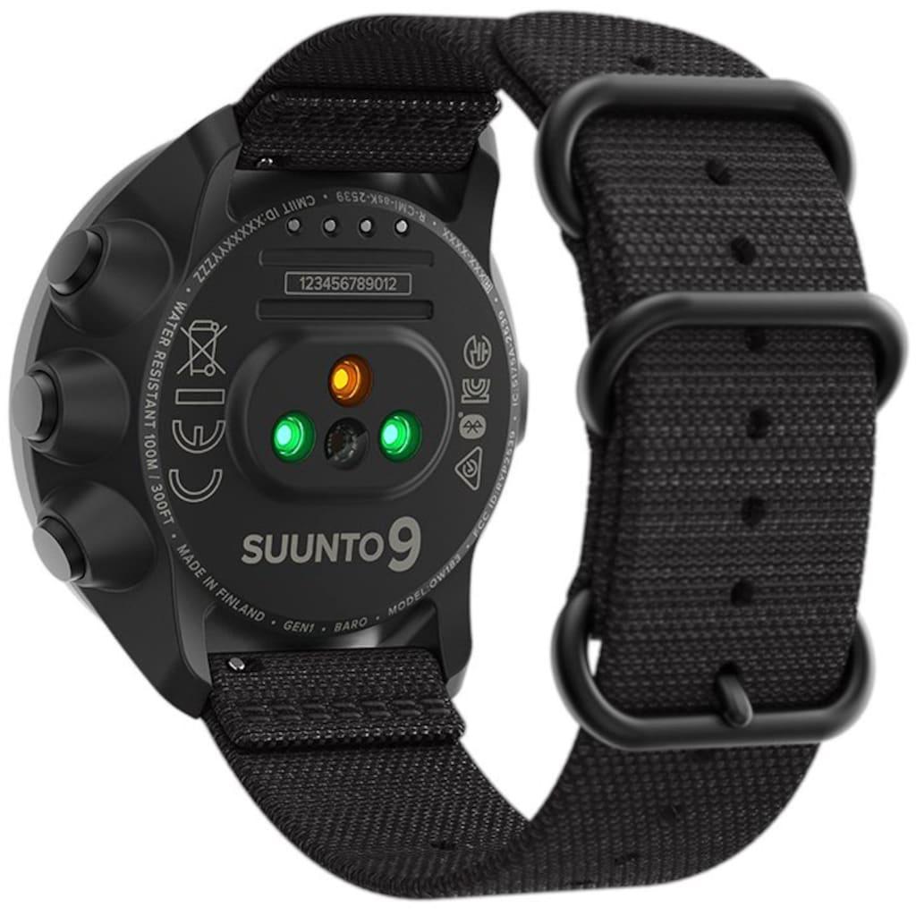 Suunto Smartwatch »9 Baro Titanium«