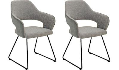 MCA furniture Stuhl »NEWCASTEL«, Stuhl belastbar bis 130 Kg kaufen