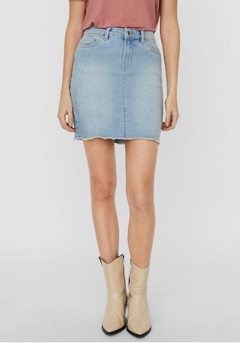 Vero Moda Jeansrock »VMFAITH« kaufen