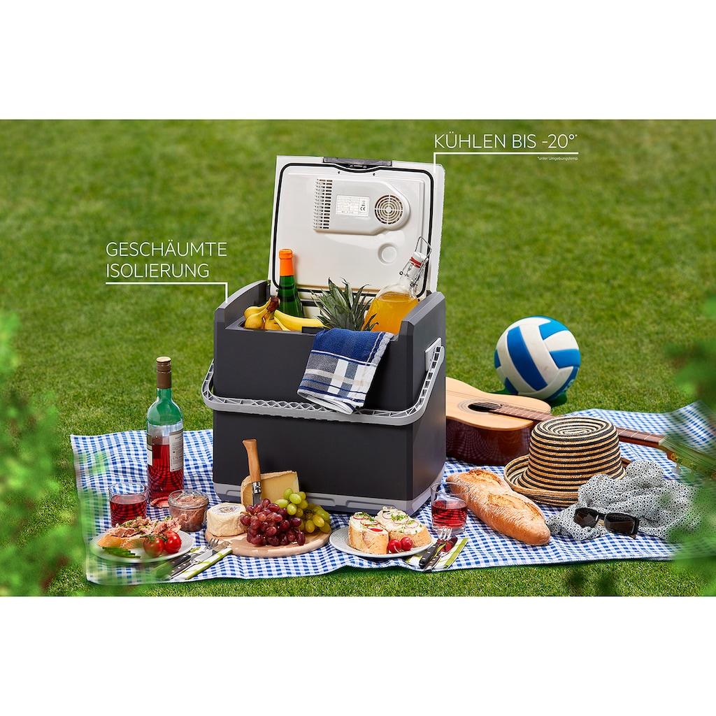 AEG Kühlbox »Kühlbox KK 28«, Thermoelektrische Kühlbox – keine Kühlakkus erforderlich
