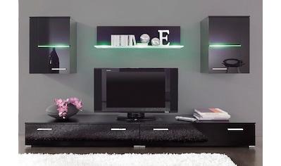 Wohnwand »Flame« (Set, 5 - tlg) kaufen