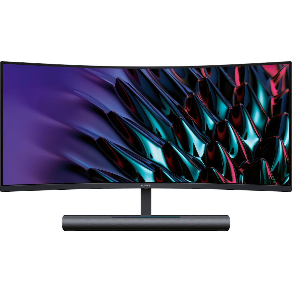 """Huawei LCD-Monitor »MateView GT«, 86 cm/34 """", 3440 x 1440 px, UWQHD, 8 ms Reaktionszeit, 165 Hz"""
