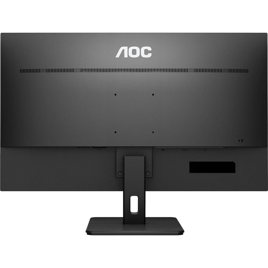 "AOC Gaming-Monitor »U32E2N«, 80 cm/32 "", 3840 x 2160 px, 4K Ultra HD, 4 ms Reaktionszeit, 60 Hz"