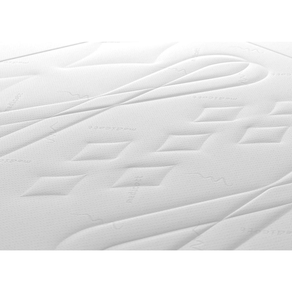 Malie Taschenfederkernmatratze »TFK 1000 Medicott«, 24 cm cm hoch, 1000 Federn, (1 St.)