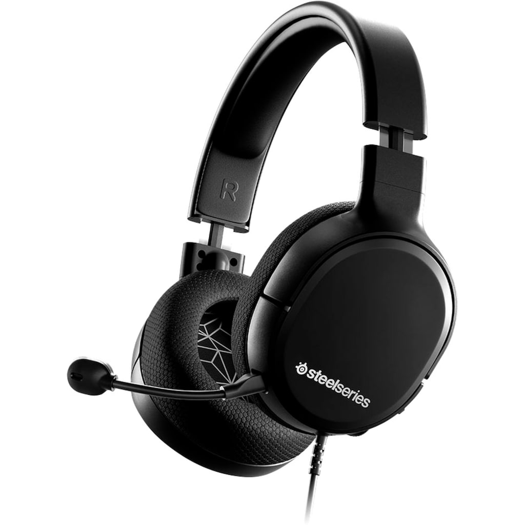 SteelSeries Gaming-Headset »Arctis 1 All-Platform Wired«, Mikrofon abnehmbar