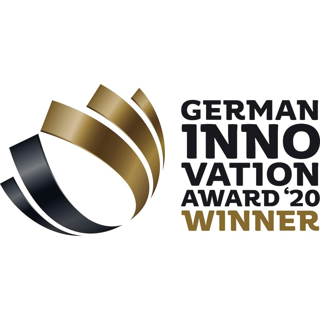 Müller SMALL LIVING Einzelbett »NAIT«, ohne Kopfteil, ausgezeichnet mit dem German Innovation Award 2020