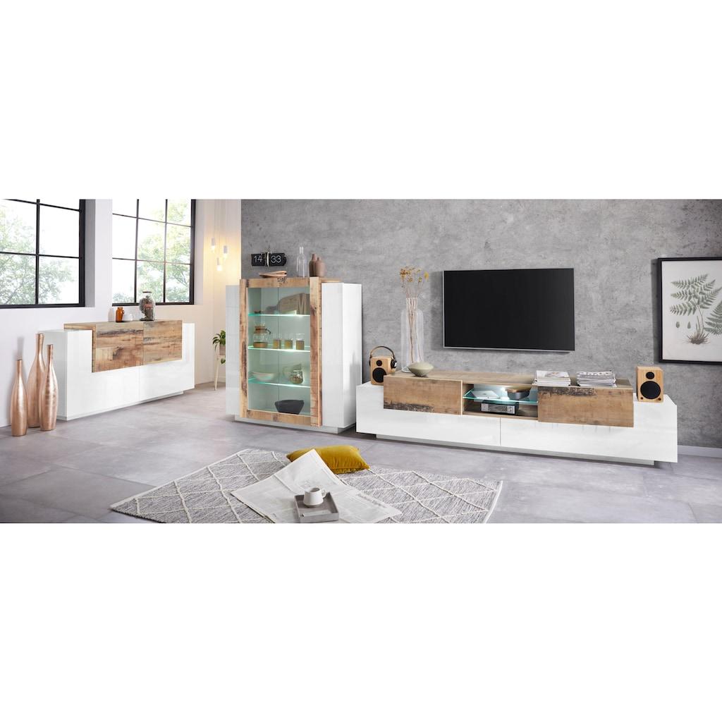 Tecnos Sideboard »Coro«, Breite 160 cm