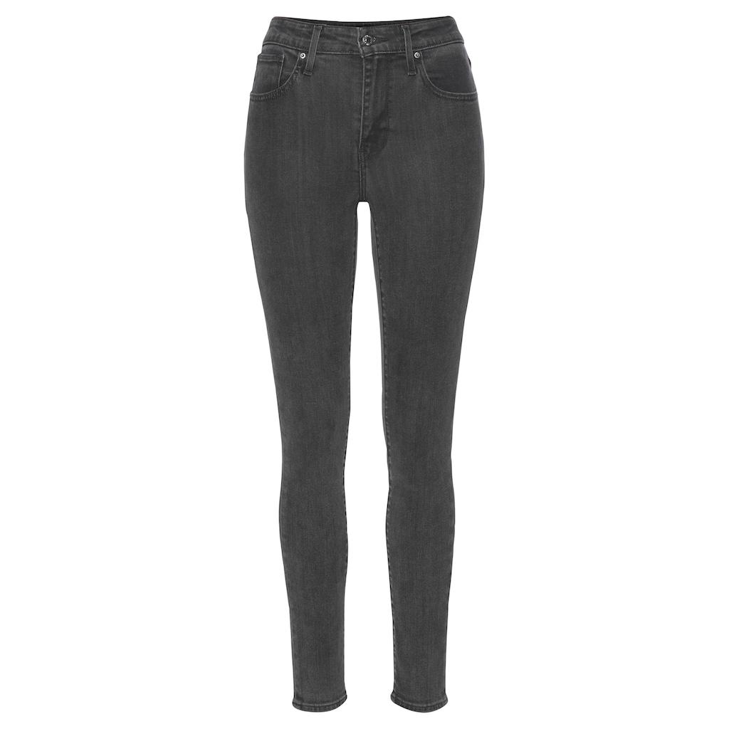 Levi's® Skinny-fit-Jeans »721 High rise skinny«, mit hohem Bund
