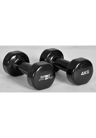 Christopeit Sport® Hantel 8,0 kg (2 - tlg.) kaufen