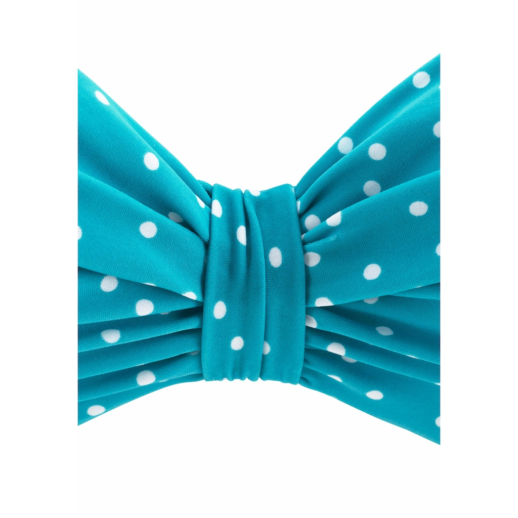LASCANA Bügel-Bikini, im Pünktchen-Design