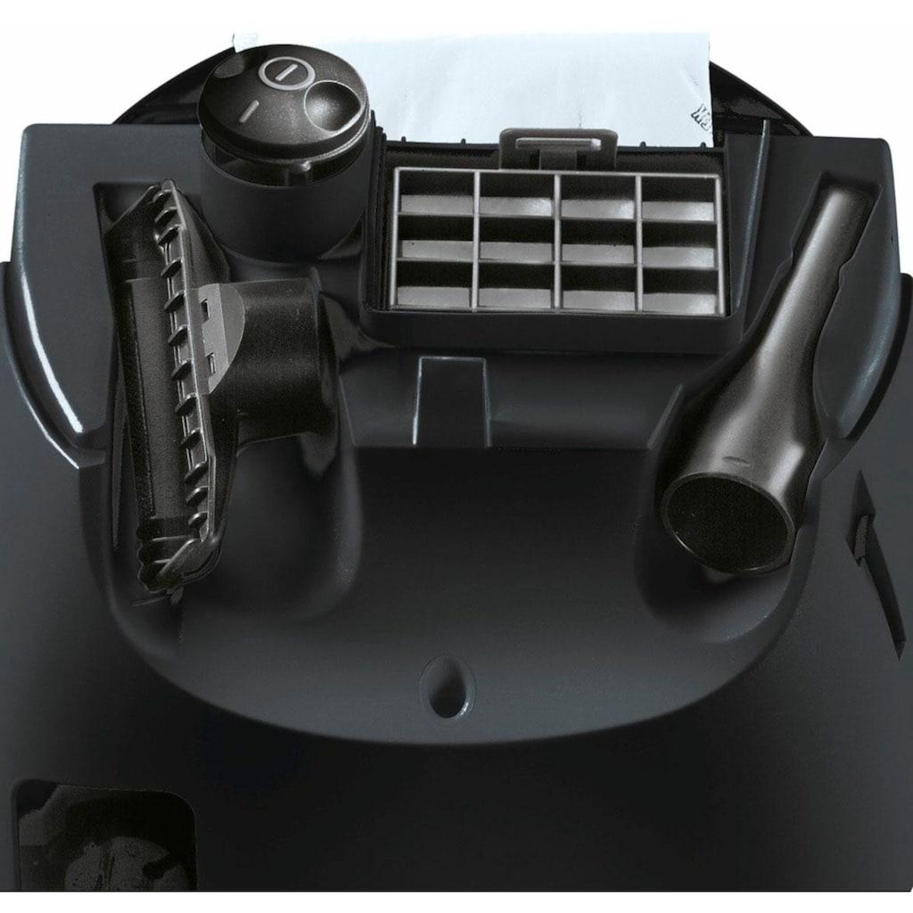 SIEMENS Bodenstaubsauger »VS06A212«, 600 W, mit Beutel, Hygienefilter, inkl. Fugendüse und Polsterdüse