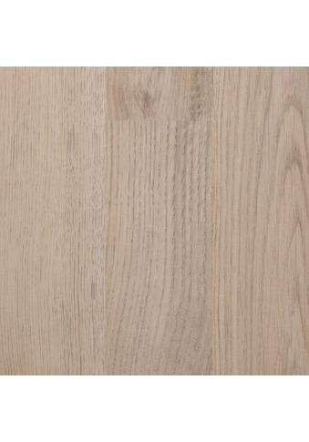 BODENMEISTER Laminat »Schiffsboden Eiche hell - beige«, 1376 x 193 mm, Stärke: 7mm kaufen