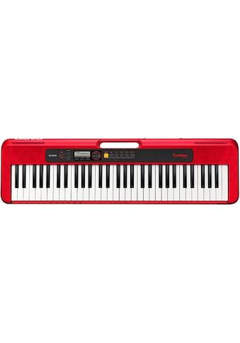 """CASIO Keyboard """"Casiotone CT - S200RD"""" kaufen"""