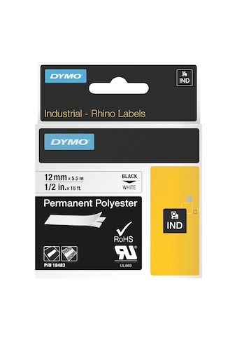 DYMO Hochleistungs-Beschriftungsband 12 mm x 5,5 m kaufen