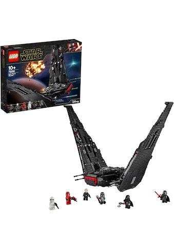 LEGO® Konstruktionsspielsteine »Kylo Rens Shuttle™ (75256), LEGO® Star Wars™«, (1005 St.), Made in Europe kaufen