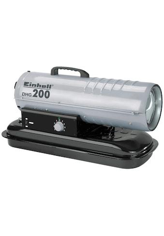 EINHELL Baustellenheizgerät »DHG 200« kaufen