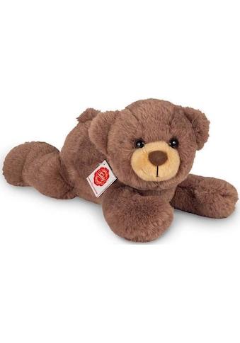 """Teddy Hermann® Kuscheltier """"Teddybär schokobraun, liegend, 32 cm"""" kaufen"""