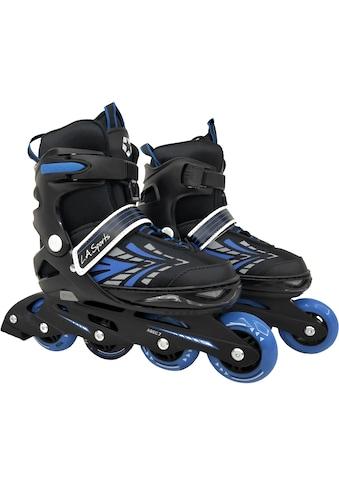 L.A. Sports Inlineskates »Inliner Skate Softboot Kinder Jugendliche Größenverstellung... kaufen
