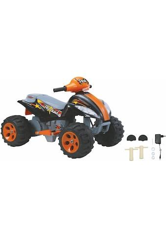 Jamara Elektro-Kinderquad »JAMARA KIDS Ride On Quad Pico orange 6V«, ab 3 Jahren, bis 30 kg kaufen