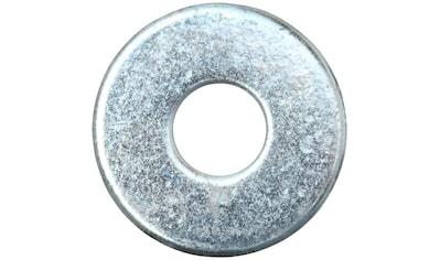 RAMSES Unterlegscheibe , DIN 9021 M22 Stahl verzinkt 25 Stück kaufen