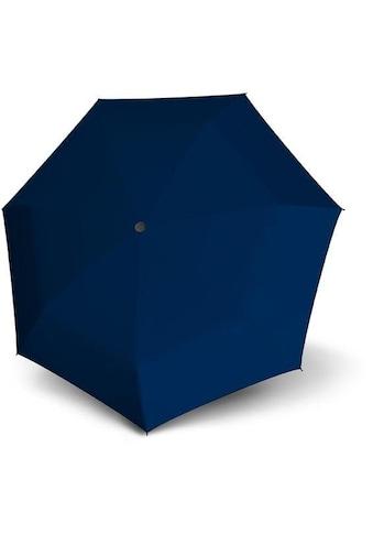 doppler® Taschenregenschirm »Carbonsteel Magic XS, uni navy« kaufen