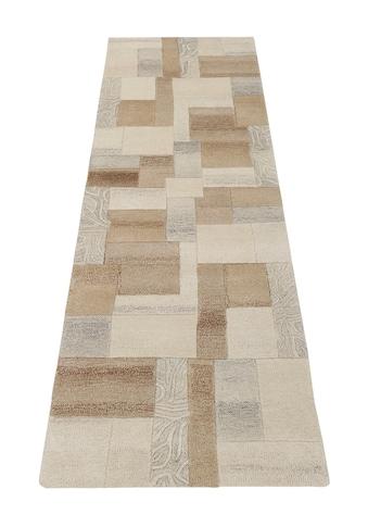 Theko Exklusiv Läufer »Lola«, rechteckig, 12 mm Höhe kaufen
