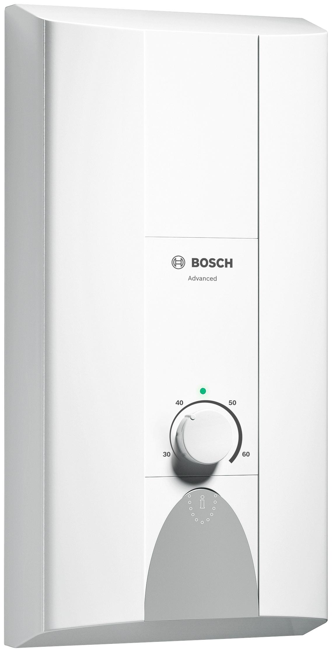 BOSCH Durchlauferhitzer »TR6000R 18/21 ESOB«, elektronisch | Baumarkt > Heizung und Klima > Durchlauferhitzer | Weiß | BOSCH