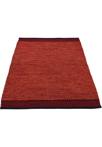 carpetfine Teppich »Kelim Mia«, rechteckig, 6 mm Höhe, reine Baumwolle, Wohnzimmer kaufen