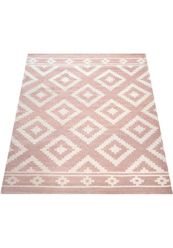 Teppich, »Mariba 095«, Paco Home, rechteckig, Höhe 14 mm, maschinell gewebt kaufen