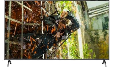 Panasonic TX - 55HXW904 LED - Fernseher (139 cm / (55 Zoll), 4K Ultra HD, Smart - TV kaufen