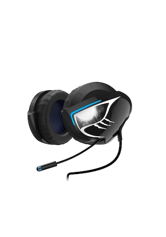 uRage Gaming Gamer Headset mit Mikrofon, Nackenbügel, beleuchtet »SoundZ 500 Neckband, USB« kaufen