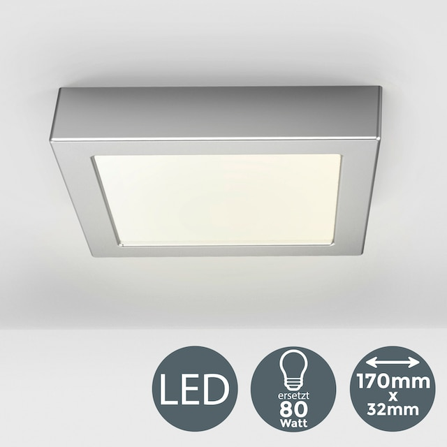 B.K.Licht,LED Aufbaustrahler»Garnet«,