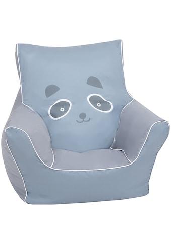 Knorrtoys® Sitzsack »Panda Luan«, für Kinder; Made in Europe kaufen