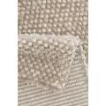 Leonique Hochflor-Teppich »Rasgulla«, rechteckig, 50 mm Höhe, Kugelteppich