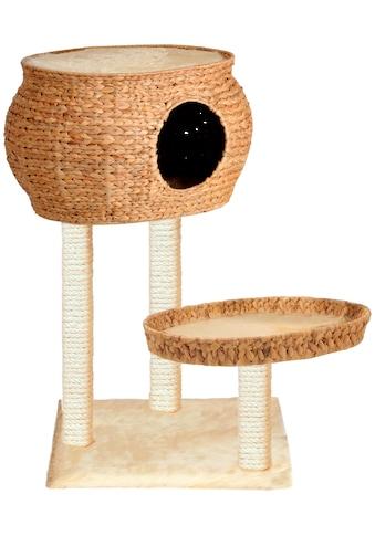 SILVIO design Kratzbaum »Katzenhaus Cestino«, hoch, BxTxH: 50x60x101 cm kaufen